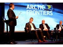 Armchair debate mining Arctic Frontiers Business 2015