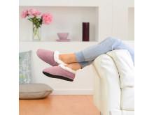 Mikrovågstofflor - Slippies Comfort