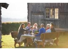 Gepökelte Lammkeule, körniges Knäckebrot und jede Menge Gastlichkeit: So schmeckt Norwegen .