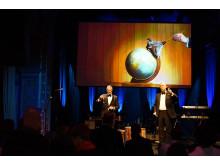 Inspira firar - Berns 17 jan 2014 - Skål och tack!