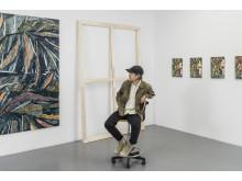 Fredrik Åkum studio 2019 (cut)