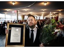 Årets Jurist 2012 - Mårten Schultz