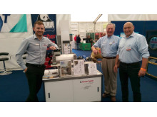 Web image - Fischer Panda UK - the Fischer Panda Stand at Crick Boat Show