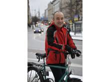 Månadens Stockholmare februari 2013 – cykelexperten Erik Stigell
