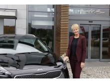 Irene Solstad, Administrerende direktør i Kia Bil Norge.