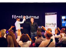 """Startup Grind Almedalen 2015 Fredrik """"Feffe"""" Andersson"""
