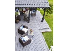 Terrasse Fargerike