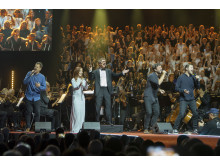 Avslutningskonsert på European Choir Games
