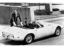 1967 200GT James Bond