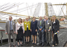 Medverkande vid Hållbara Hav den 12 sept 2011