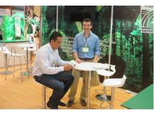 In Guayaquil, der Hauptstadt der ecuadorianischen Provinz Guayas, fand in diesem Mai die World Teak Conference statt - ein Heimspiel für die Forstexperten von Life Forestry, deren Fincas in dieser Provinz liegen. Bild: ©Life Forestry 2015
