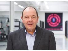 Thomas Frink, VD for KSV Koblenzer Steuerungs- und Verteilungsbau GmbH.