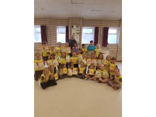 PPAF donation to 4th Hastings Brownies