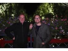Torbjorn Eliasson och Kai Piippo