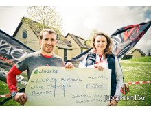 Judgement Day raises more than £8,000 for SportsAid