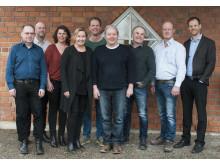 Styrelseledamöter, stämma 2016, tillsammans med vd