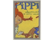 Omslagsbild Pippi Långstrump