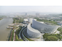 Strait Culture and Art Center in China