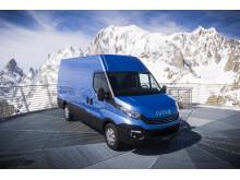 Nye Daily E6 på SkyWay Mont Blanc