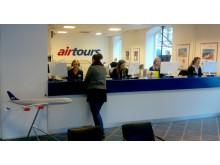 Kunderna har stort inflytande över Airtours val av leverantörer!