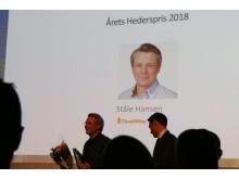 Årets hederspris – Ståle Hansen, Cloudway