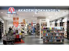 Akademibokhandeln - butiksbild