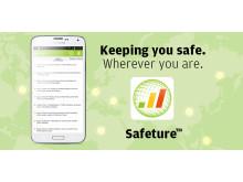 Safeture Alert / Händelseinformation