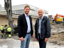 Nordvik bygger nytt forhandleranlegg med salg og verksted for Lexus i Bodø