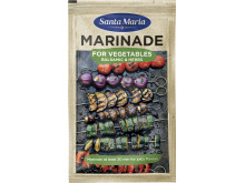 BBQ Marinade Vegetable