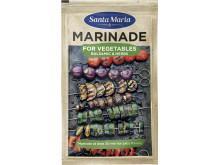 BBQ Marinade Vegetable