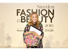 Malin Andrén, Damernas Värld Guldknappen 2018