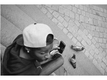 Kevin and the Pigeons
