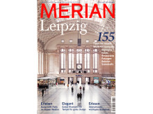 Exklusives Coverbild der Septemberausgabe des Merian Reisemagazin zu Leipzig