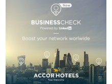 Business Check powered by Linkedin