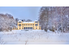 Slottet vintertid