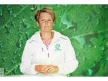 It- och energiminister Anna-Karin Hatt inviger OKQ8:s nya fordonsgasstation