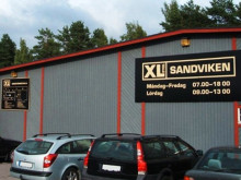 XL-BYGG Sandviken