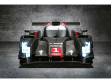 Audis nye LMP1-racerbil til 2014-sæsonen: Audi R18 e-tron quattro