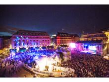 Stockholms Kulturfestival Gustav Adolfs torg 2014