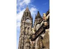 Rochdale Town Hall Tower