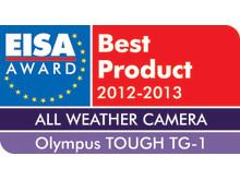 Tough TG-1 EISA Award