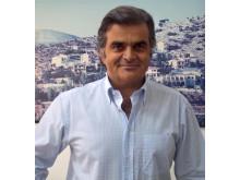 Bild: George Protopapas, Leiter der SOS-Kinderdörfer Griechenland