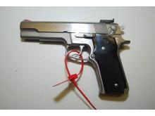 Weapons surrender