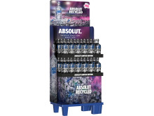 Absolut Recycled Display