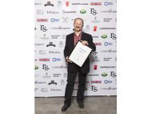 Vinnare RS Hederspris