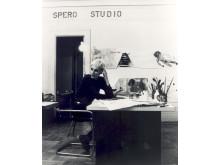 Nancy Spero Spero Studio
