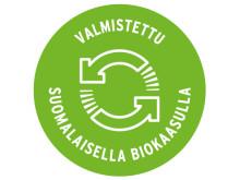 Gasum-biokaasumerkki