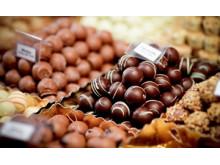 Bak- & Chokladfestivalen på Stockholmsmässan.