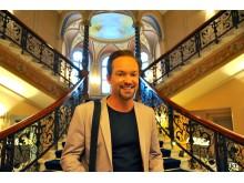 Entreprenören och artisten Andreas Carlsson investerar i Showify tillsammans med Almi Invest.
