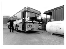 SEKAB produces first ethanol-based biofuel for buses